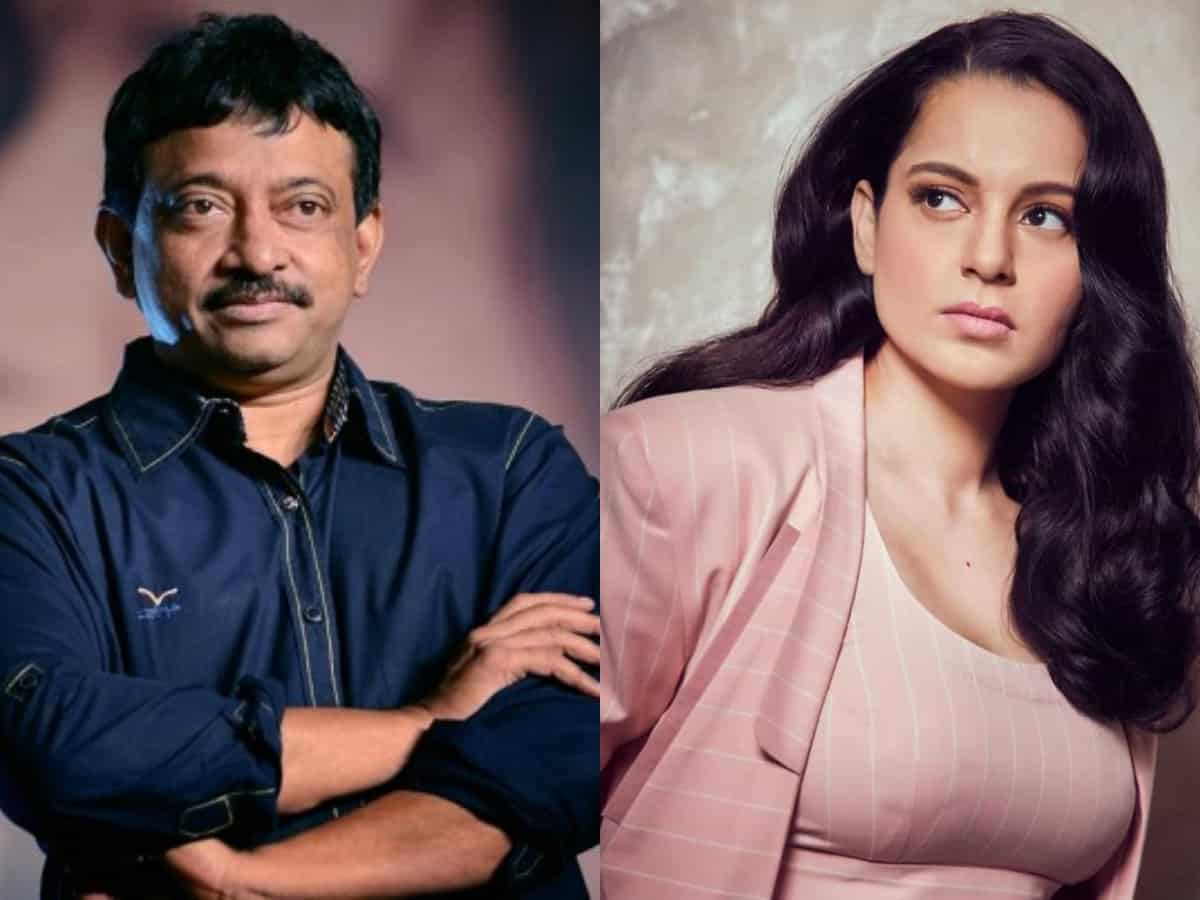 RGV lauds Kangana for her performance in 'Thalaivi', actress reacts