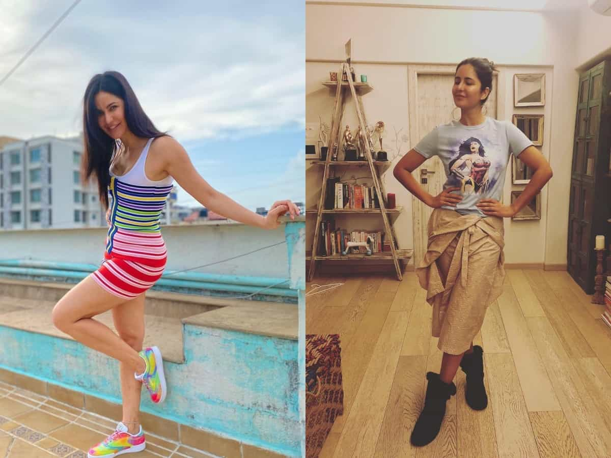 'Bohemian paradise': Inside Katrina Kaif's home in the heart of Mumbai