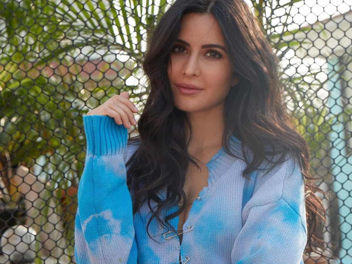 Katrina Kaif announces a 'New Film' in her latest Instagram post