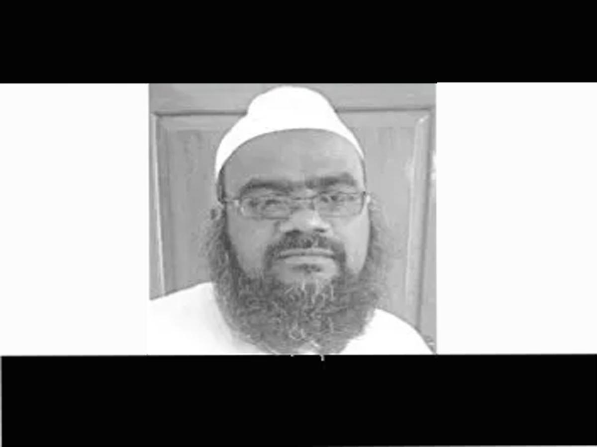 Maulana Mohammad Waheeduddin Nizami passes away in car accident
