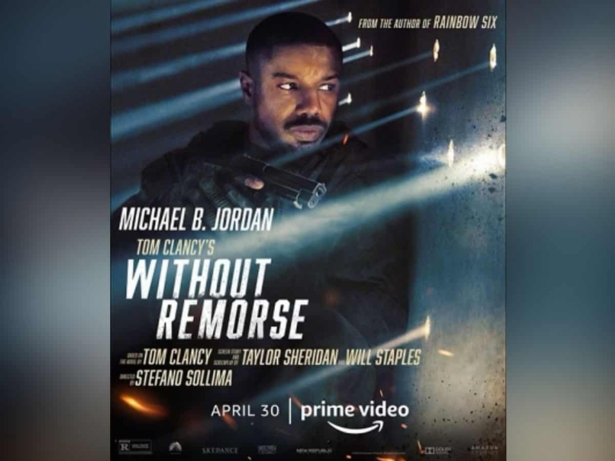 Michael B. Jordan seeks revenge in 'Without Remorse' trailer