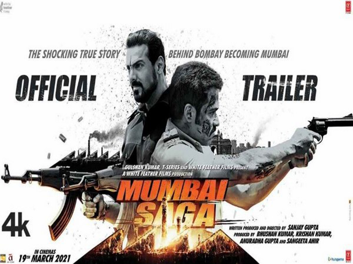 HC allows release of 'Mumbai Saga'; rejects plea for stay