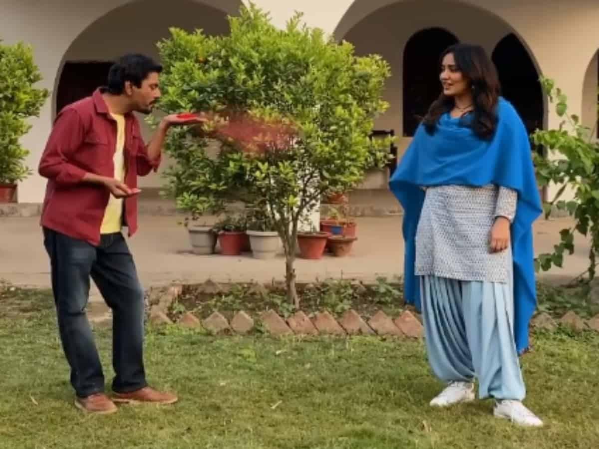 Watch: Nawazuddin, Neha urge to celebrate Holi with social distancing