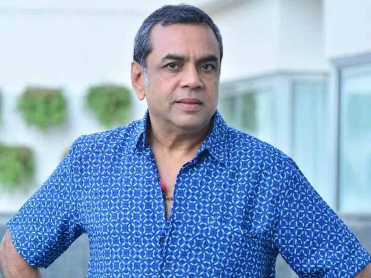Actor Paresh Rawal tests positive for COVID-19