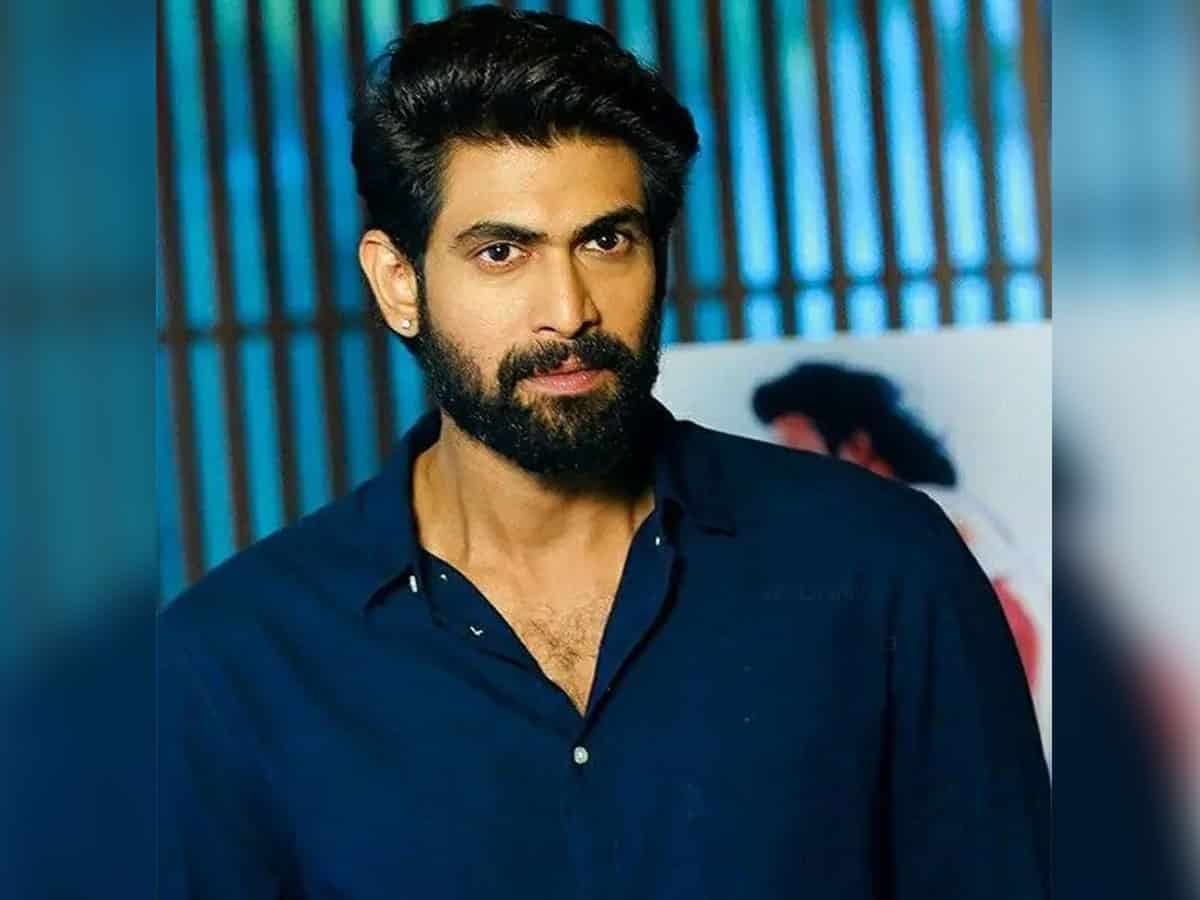 Rana Daggubati: Didn't go to college so never connected with college stories