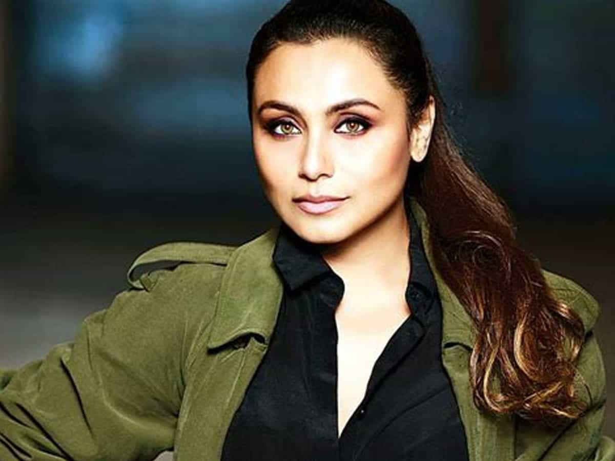 Rani Mukerji to star in Zee Studios, Emmay Entertainment's 'Mrs. Chatterjee vs Norway'
