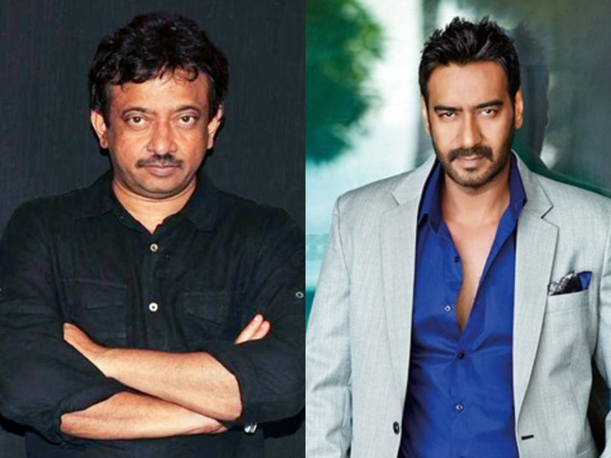 Ram Gopal Varma decides to never work with Ajay Devgn again; here's why