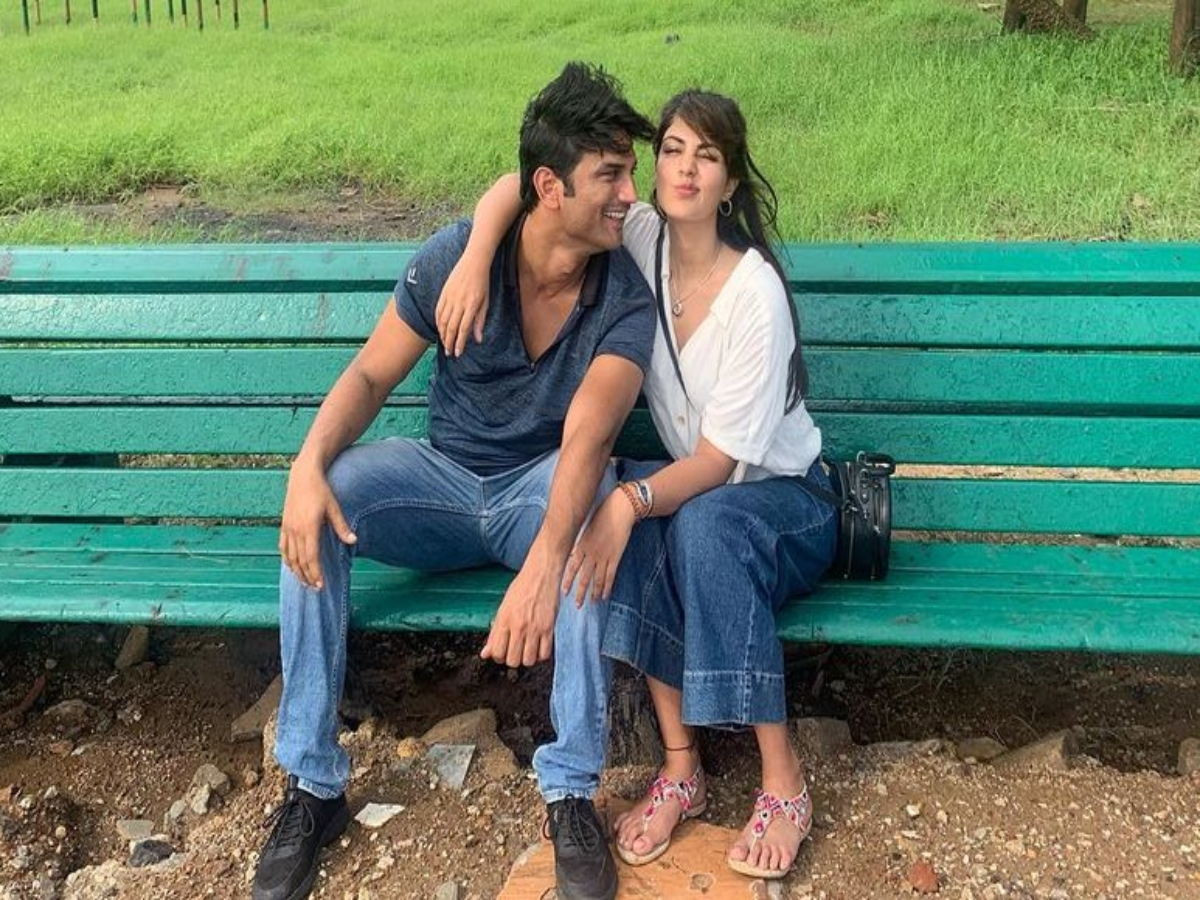 'Love is power', says Rhea Chakraborty in her new Instagram post