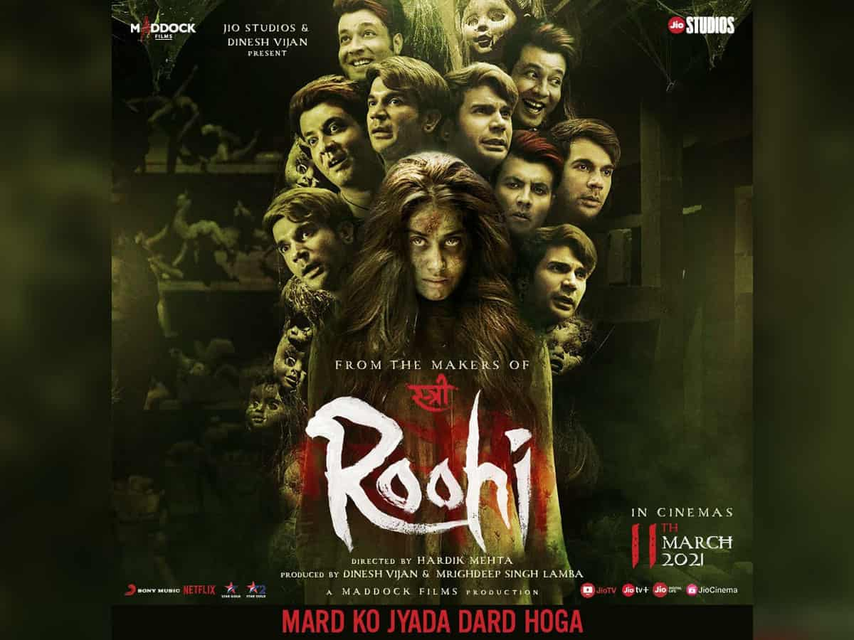 'Roohi' third-day collection: Janhvi Kapoor-starrer mints Rs 3.42 cr