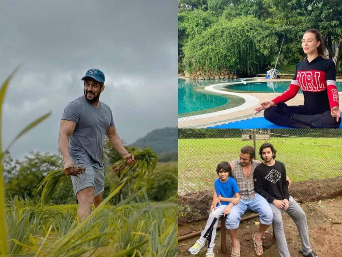 Walk through Salman Khan's 'serene and massive' Panvel farmhouse