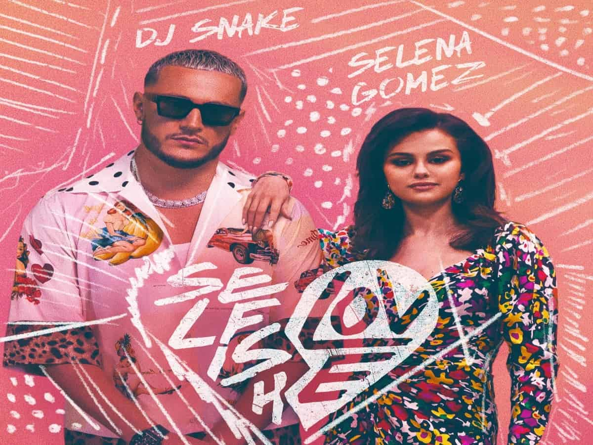 Selena Gomez, DJ Snake drop new bilingual pop track 'Selfish Love'