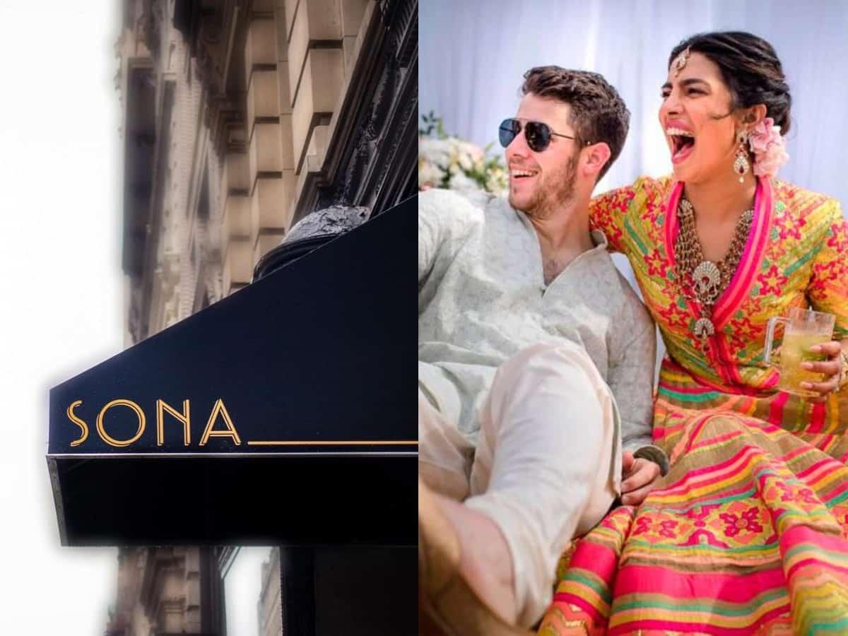 Do you know Priyanka's New York restaurant name 'Sona' has her wedding connection?