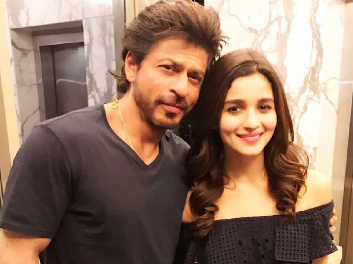 'Yeh comedy thodi dark hai': SRK announces another film with Alia Bhatt