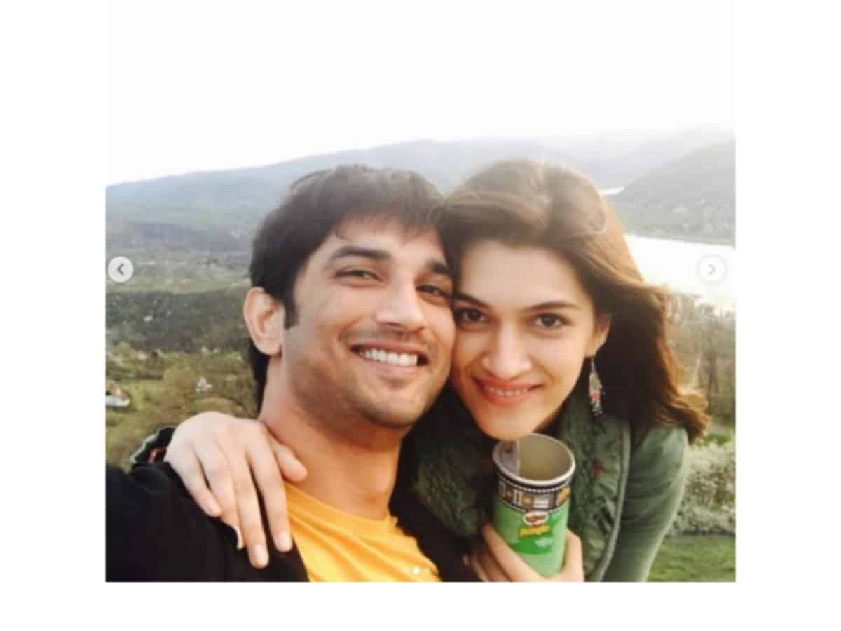 Here's why Kriti Sanon chose to remain silent about Sushant's death