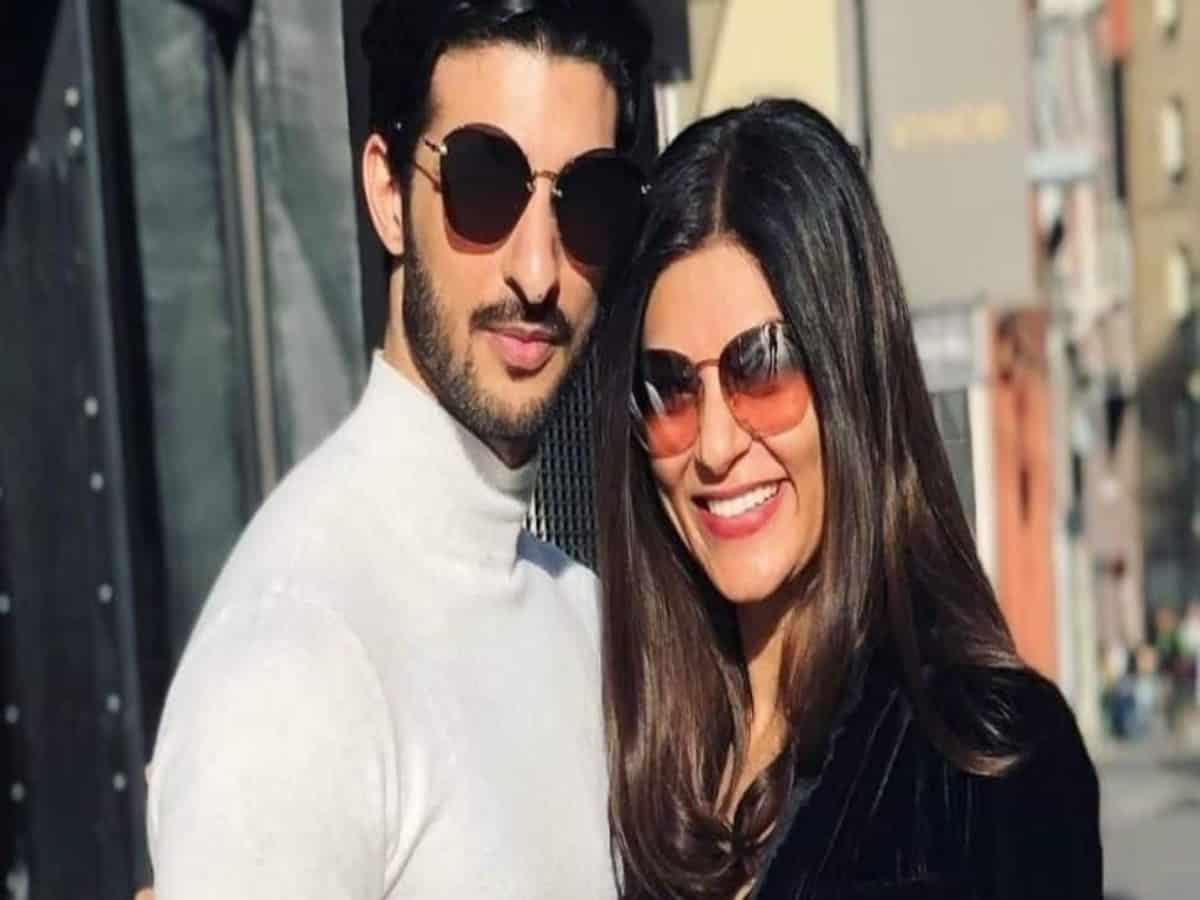 Sushmita's 'painful relationship', Rohman's 'loneliness' posts hints at their seperation