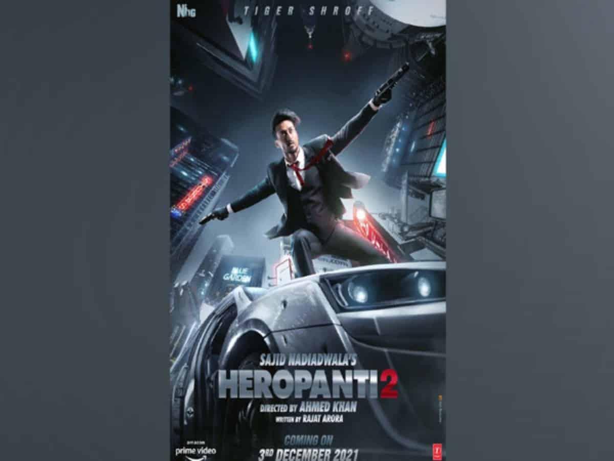 Tiger Shroff's Heropanti 2′ slated to release in December