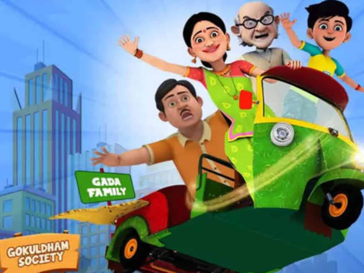 Taarak Mehta Ka Ooltah Chashma is now an animated series; watch promos