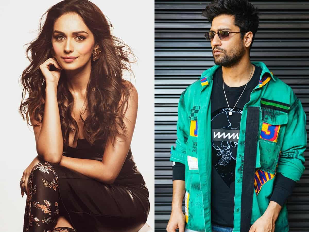 Manushi Chillar to romance Vicky Kaushal in her next