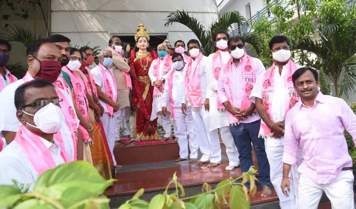 Low-key celebrations on TRS' 20th foundation day