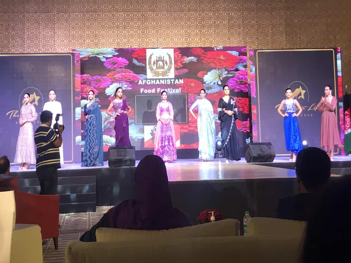 10-day Afghan food, cultural festival kicks off in Hyderabad