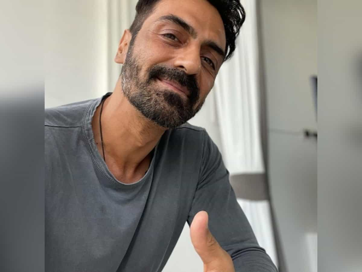 Arjun Rampal tests negative, says quick recovery due to vaccine