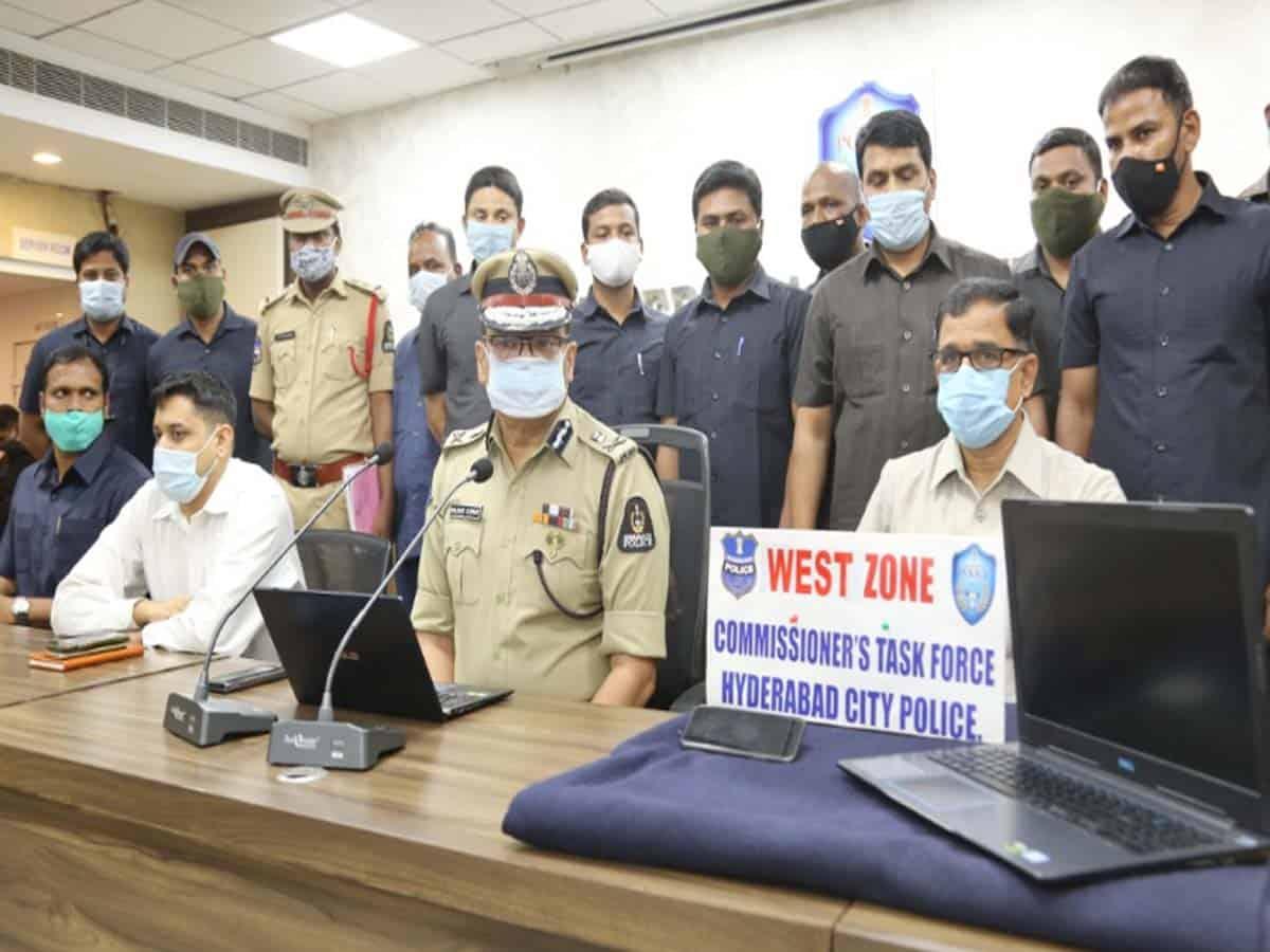 Chartered accountant held for circulating fake G.O on Telangana lock down
