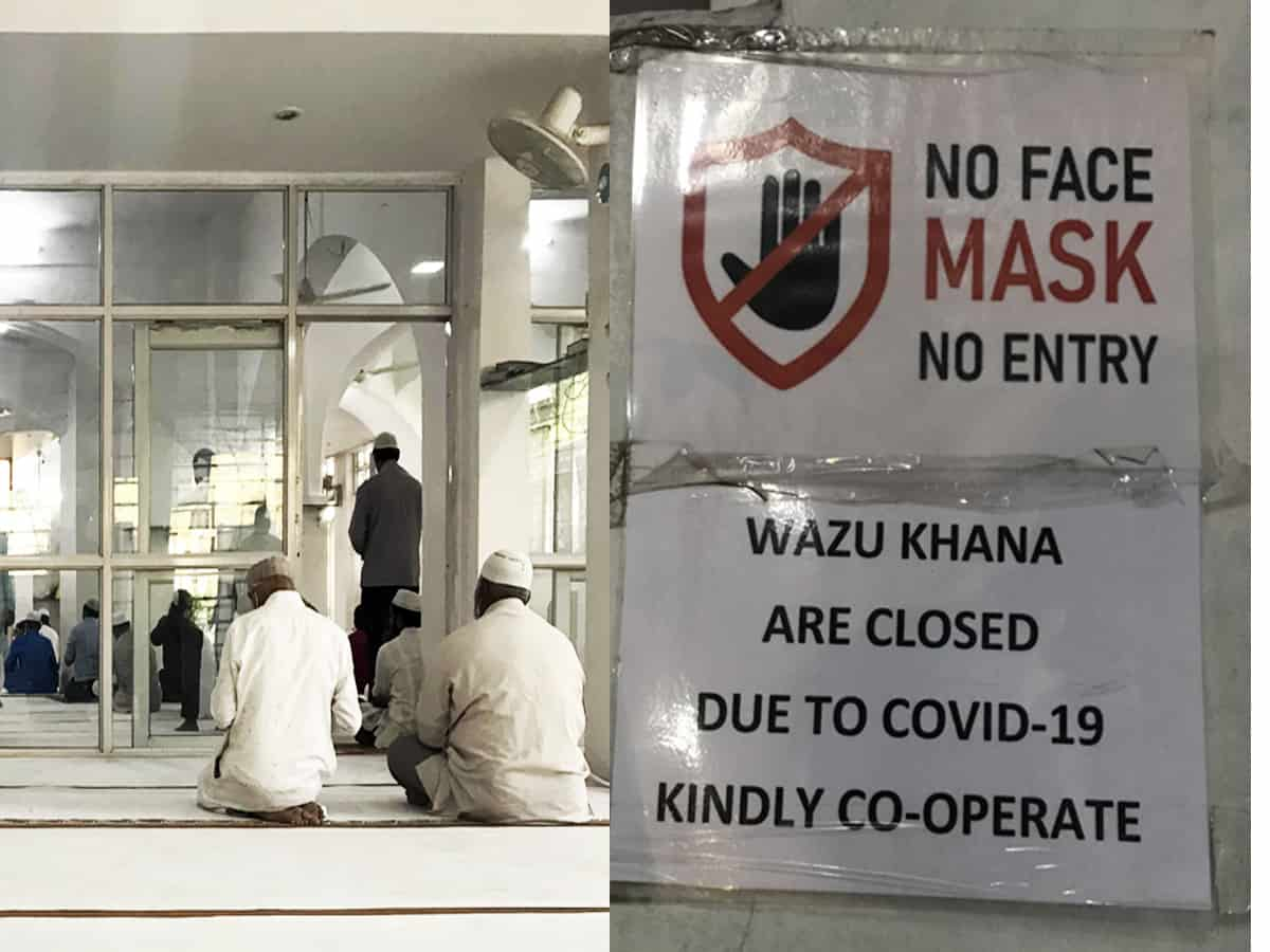 Amid rising cases, Hyderabad mosques gear up to fight Covid-19