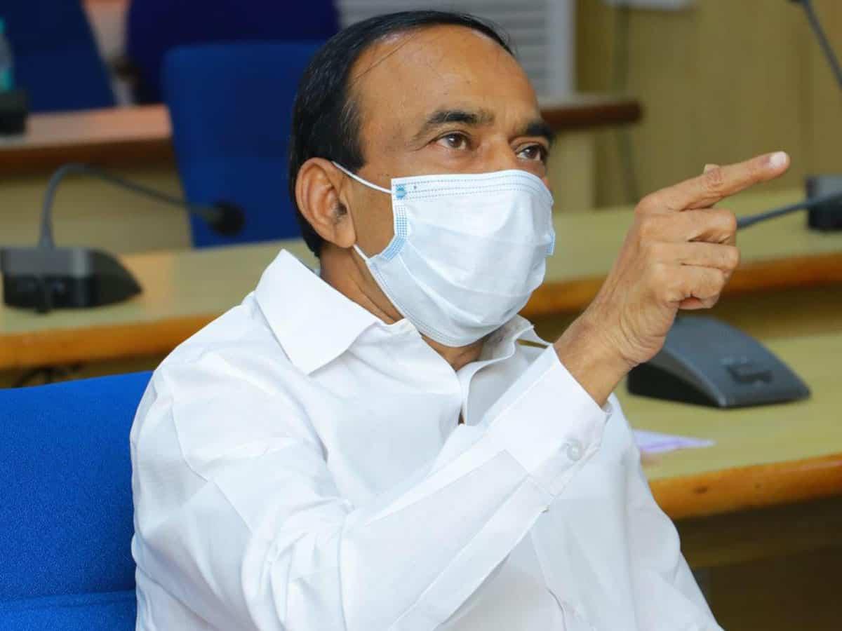 No plan of night curfew, lockdown in Telangana, reiterates health minister