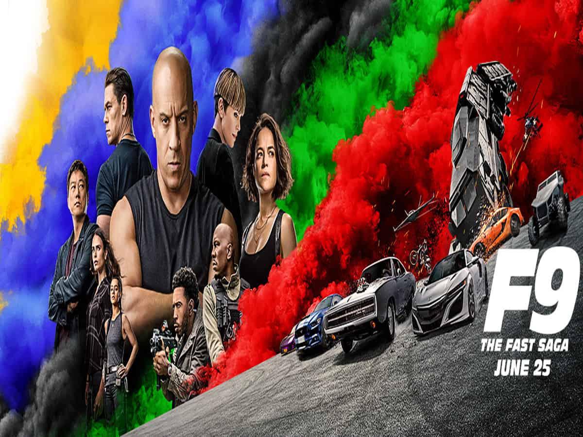 Makers drop 'F9' trailer featuring John Cena