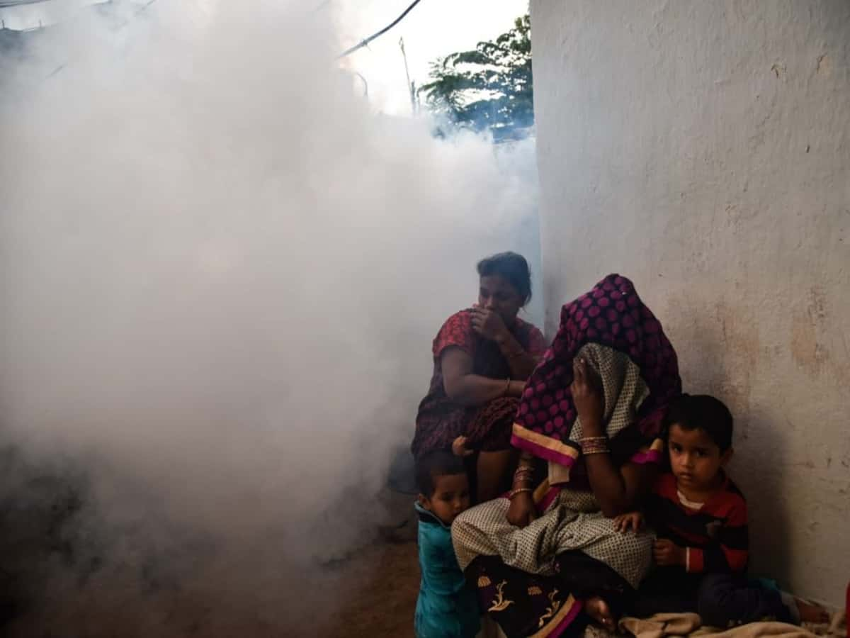 GHMC allots 200 staff for sanitization, fogging amid COVID surge