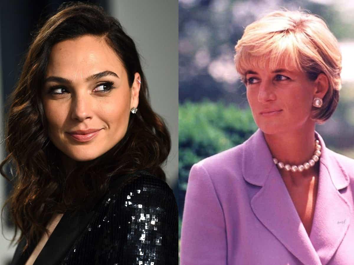 Gal Gadot used Princess Diana as inspiration for 'Wonder Woman'