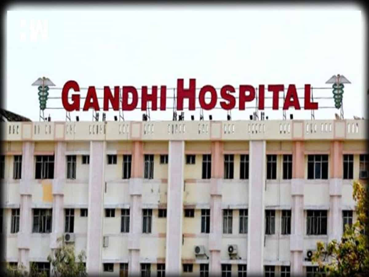 Gandhi Hospital superintendent urges people to stay in their homes