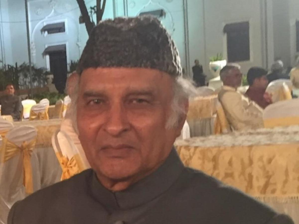 Ghazanfar Hussain passes away