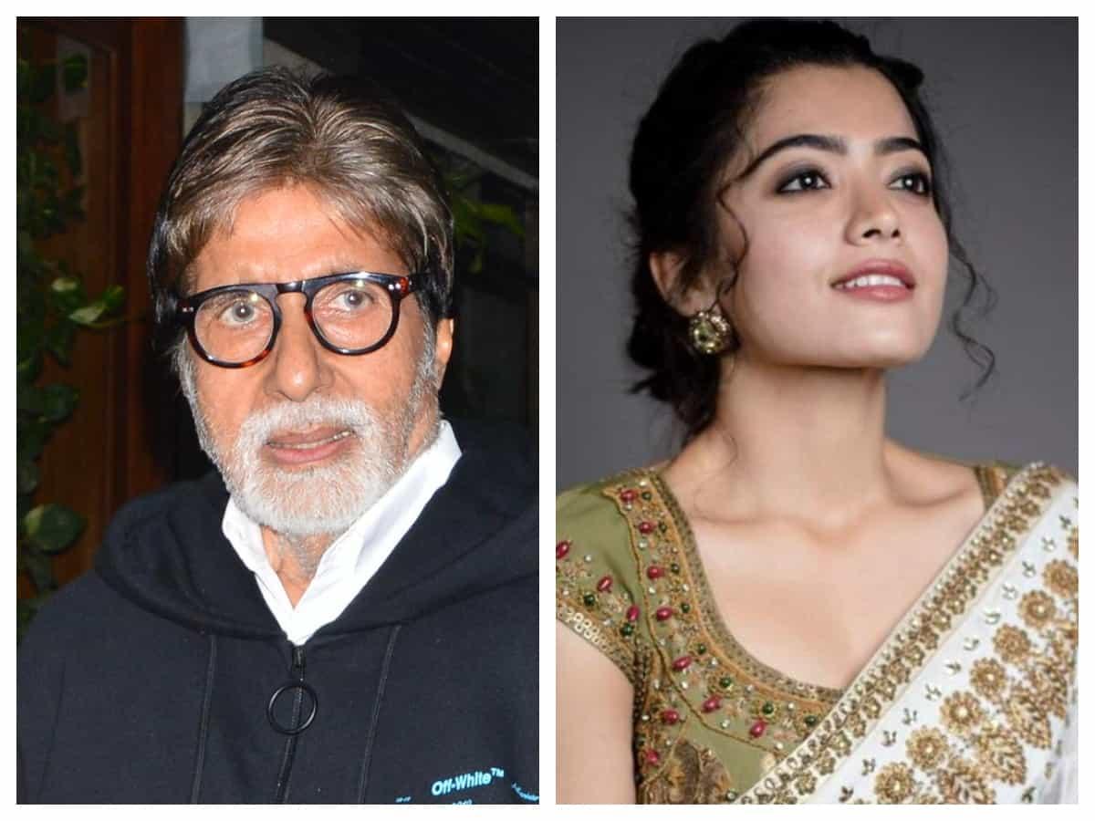Goodbye starring Amitabh Bachchan and Rashmika Mandanna goes on floor