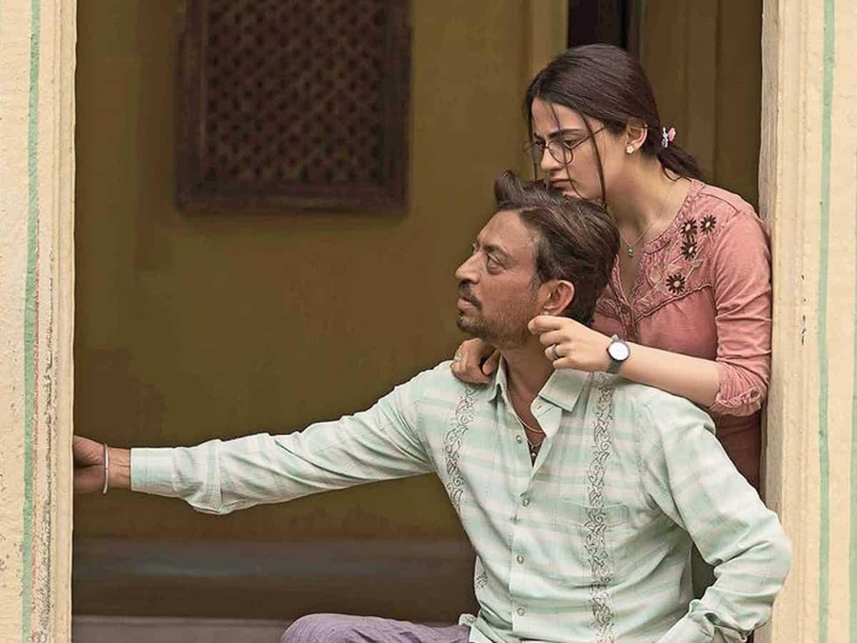 Radhika Madan pays ode to Irrfan Khan: 'To endless silent teachings and love'