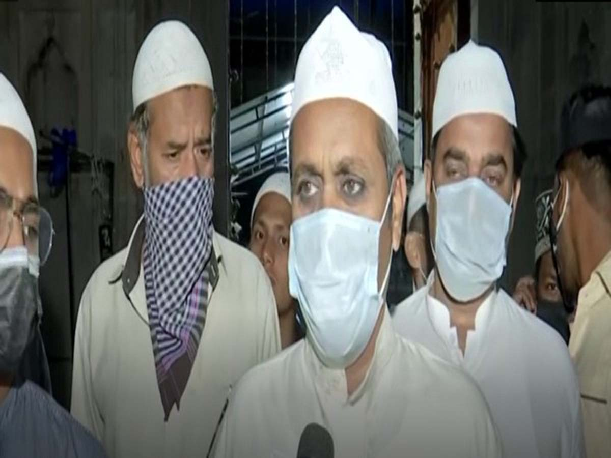 Hyderabad: Covid-19 norms being followed at mosques