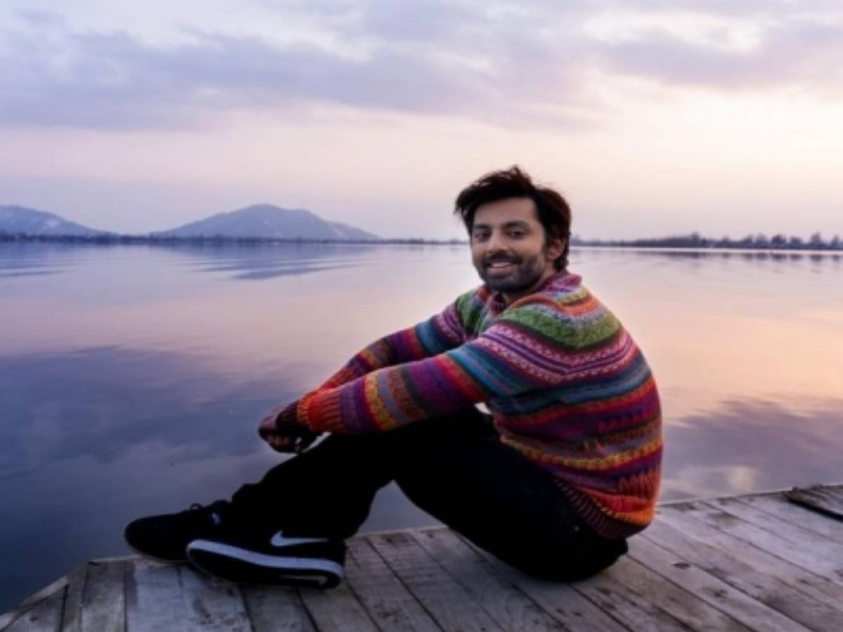 Himansh Kohli: Whenever I'm in Kashmir, I start humming Kashmiri songs