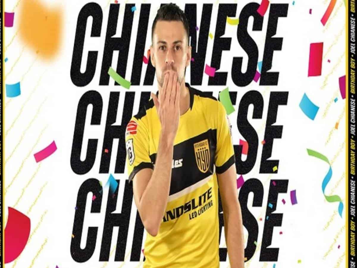 ISL: Joel Chianese agrees to one-year contract extension with Hyderabad FC
