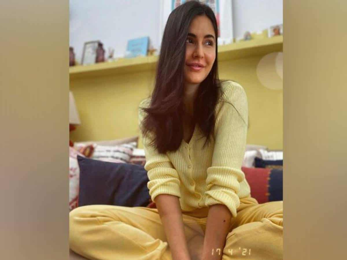 Katrina Kaif announces recovery from COVID-19, thanks everyone who checked up on her
