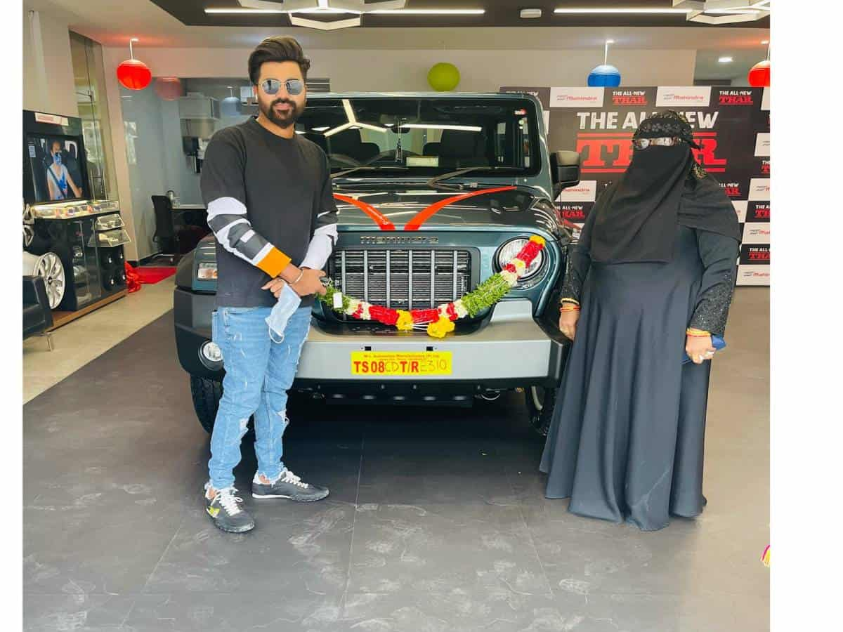 'Words fail me at this moment': Mohammed Siraj thanks Anand Mahindra for gifting SUV
