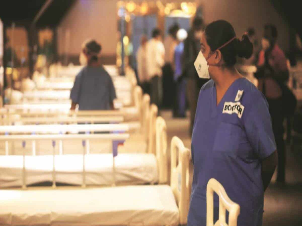 Hyderabad: Oxygen, ICU beds in private hospitals become scarce