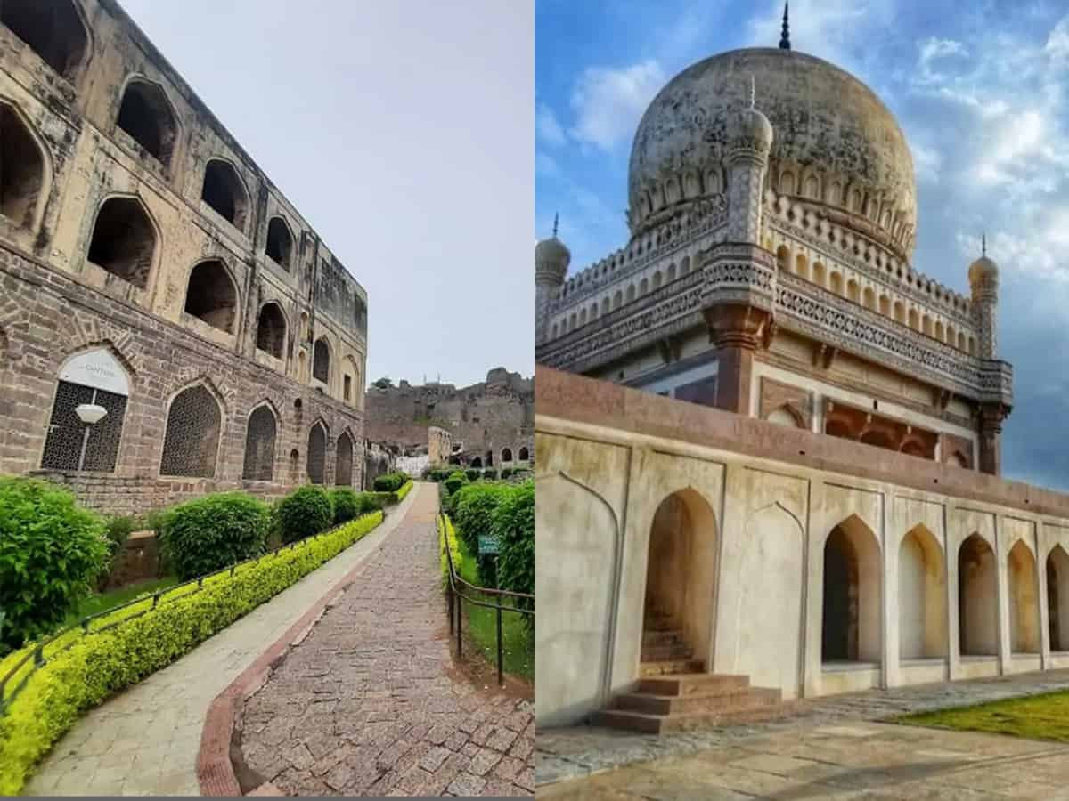 Qutub Shahi Tombs: 60 pc renovation work completed, a unique heritage park on card