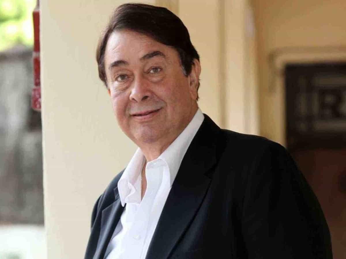 Actor Randhir Kapoor hospitalised, here's his health update