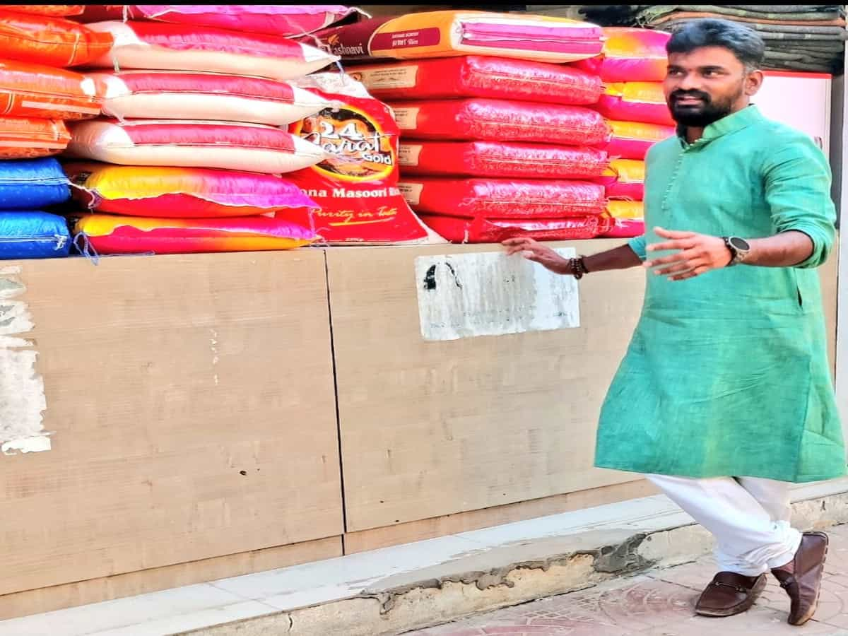 Hyderabadi 'Messiah' who sold his farmhouse to feed the hungry
