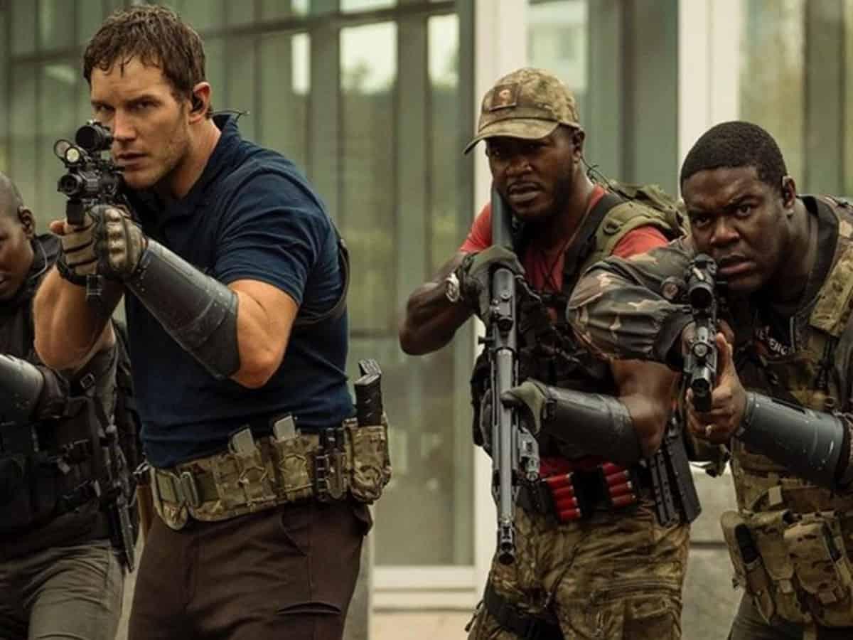 Amazon drops trailer of Chris Pratt starrer 'Tomorrow War'