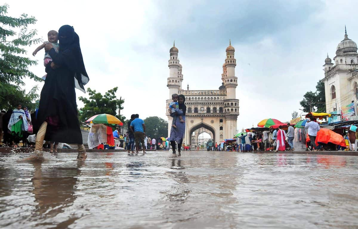 Hyderabad: Rain predicted in the next 24 hours