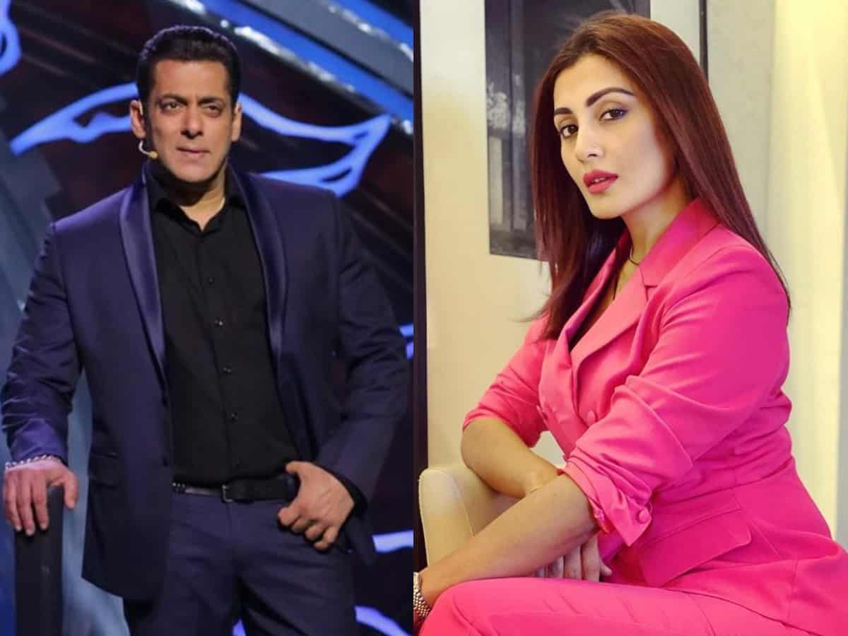 Will never ask for any help from Salman Khan; Rimi Sen expresses views on Bigg Boss