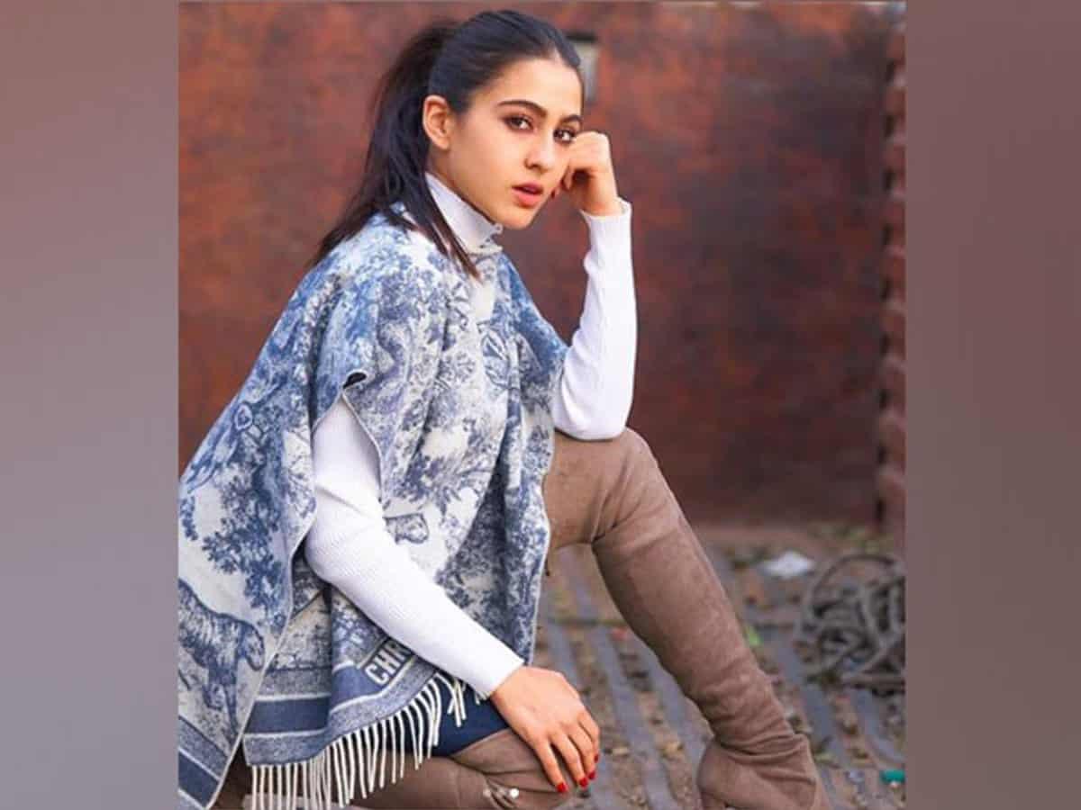 Sara Ali Khan shares memories from her Kashmir trip