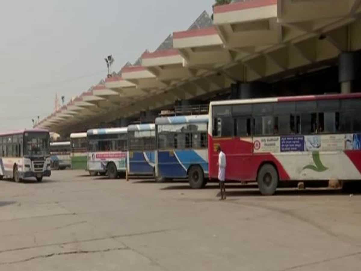 Impact of COVID-19: TSRTC witnesses significant fall in number of passengers