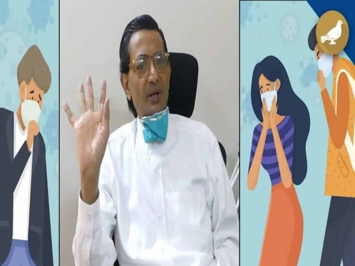 COVID-19: Dr Vijay Yeldandi busts common myths, explains how to stay safe